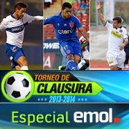 Especial Emol Torneo de Clausura Temporada 2013 – 2014