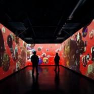 Coca-Cola proyecta sus 125 años en increíble exhibición audiovisual