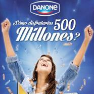 Danone ofrecerá el premio en dinero más grande en la historia de la TV chilena