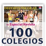 Especial 100 Colegios Revista Deportes