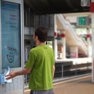 """Las """"Estaciones de Sonrisas"""": Original propuesta de interacción en tiempo real entre una marca y sus consumidores"""