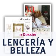 Dossier Lencería y Belleza revista Ya