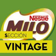 Vintage: Milo, ¡Te hace grande!
