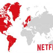 NETFLIX A NIVEL MUNDIAL