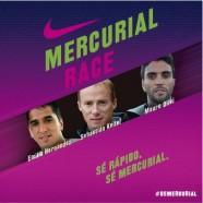 """Nike desafía a deportistas chilenos a probar sus nuevas zapatillas """"Mercurial Vapor IX"""""""