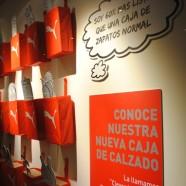 Puma y el  trabajo con estudiantes de publicidad de la U. del Pacífico para la campaña de su tienda en GAM
