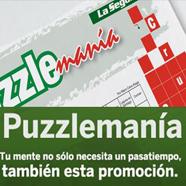 Promoción Puzzlemanía en La Segunda