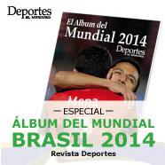 Especial Guía del Mundial Brasil 2014 Revista Deportes