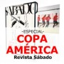 Especial Copa América Revista Sábado