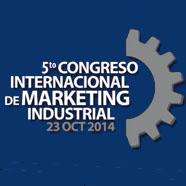 Ya llega el 5°Congreso de Marketing Industrial