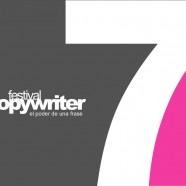 El poder de una frase: Se viene el festival Copywriter v.7