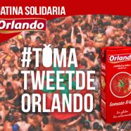 OMD LANZA TOMATINA DIGITAL EN TWITTER