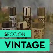 Vintage: Ego, el desodorante con sex appeal