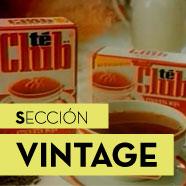 Vintage: La gran mesa de Té Club
