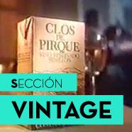 Vintage: Clos de Pirque