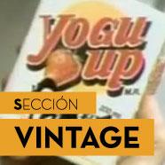 """Vintage: Yogu Up con """"Pablito Ruiz"""""""