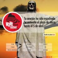 Wave Festival amplia plazo de inscripción de piezas para su sexta edición