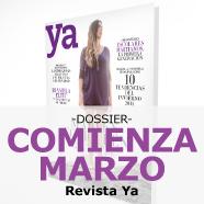 Dossier Comienza Marzo Revista Ya